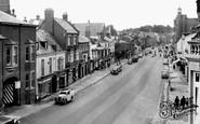 Newmarket, High Street c.1955