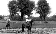Photo of Newmarket, Racehorses 1922