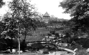 Newport, Belle Vue Park 1896