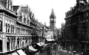 Newport, Commercial Street 1893
