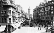 Newport, Commercial Street 1932