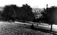 Newport, From Belle Vue Park c.1932