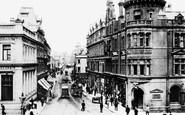 Newport, High Street 1893