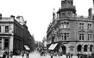 Newport, High Street 1896