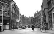 Newport, High Street 1956