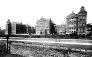 Newport, New Hospital 1901