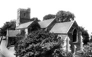 Newport, St Woolos's Church 1899