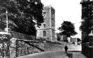Newport, St Woolos's Pro-Cathedral 1932