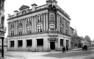 Newton Abbot, Lloyd's Bank 1910