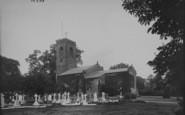 Northampton, Abington Church 1922