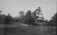 Northampton, Abington Church And Abbey 1922