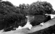 Northampton, Abington Park 1922