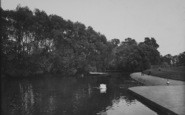 Northampton, Abington Park Lane 1922
