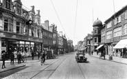 Northampton, Abington Street 1922
