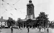 Northampton, All Saints Church 1922