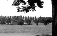 Northampton, Becketts Park c.1955