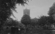Northampton, Church Of St Giles 1922