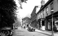 Northampton, George Row 1922