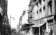 Northampton, Gold Street c.1950