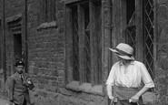 Northampton, Heading Home 1922