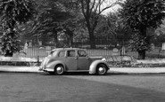 Northampton, Lanchester Car c.1955