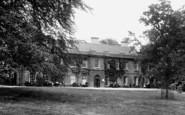 Northampton, Manor House 1922