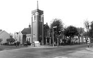 Northampton, Park Avenue Methodist Church c.1960