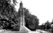 Northampton, Queen Eleanor Cross 1922