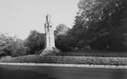 Northampton, Queen Eleanors Close c.1960