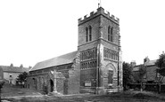Northampton, St Peter's Church 1922