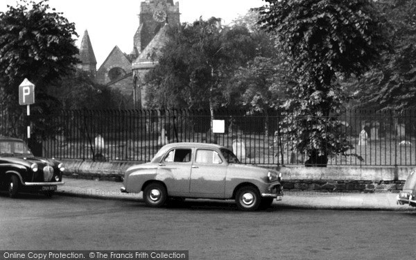 Northampton, Standard 8 Car c.1955