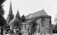 Northampton, The Church Of The Holy Sepulchre 1922