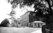 Northampton, The Hospital 1922