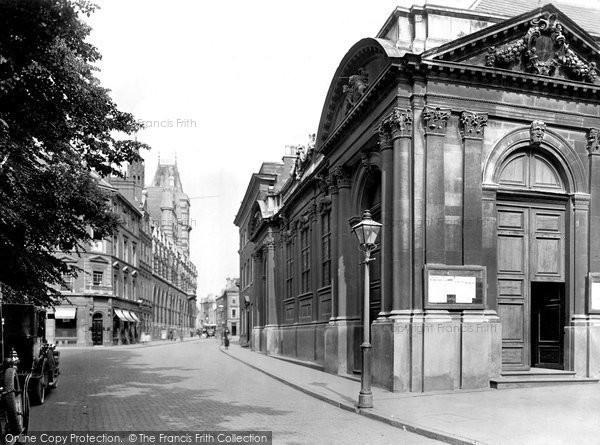 Northampton, Town Hall 1922
