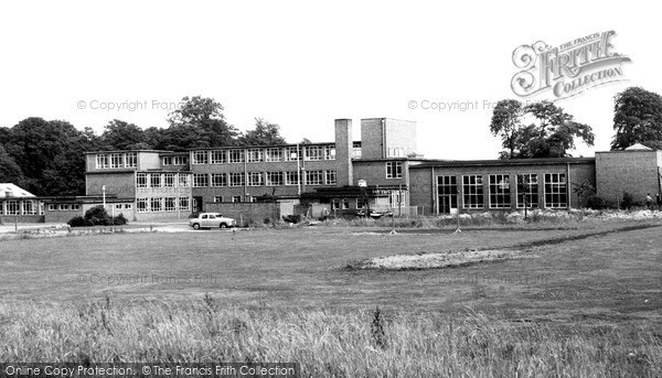 Northwich Hartford Secondary Modern School C 1960