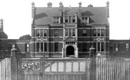 Norwich, Jenny Lind Hospital 1901