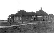 Oakengates, New Road Schools c1955