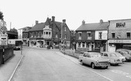 Oakengates, the Square c1965