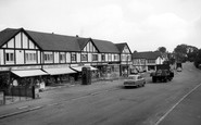 Old Coulsdon, Taunton Parade c1960