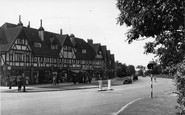 Old Coulsdon, the Parade c1955