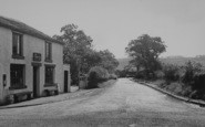 Old Langho, The Post Office c.1955