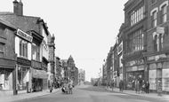 Oldham, High Street 1951