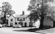 Ongar, the White Bear Inn c1955