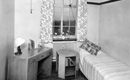 Ormskirk, A Student's Room, Edge Hill College c.1955