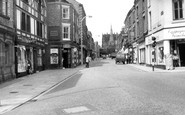 Ormskirk, Church Street c.1955