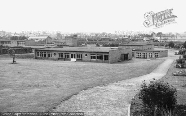 Ormskirk, Greetby Hill Primary School c.1955