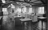 Ormskirk, Housecraft, Edge Hill College c.1955