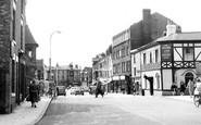 Ormskirk, Moor Street c.1955