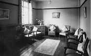 Ormskirk, Reception Room, Edge Hill College c.1955