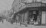 Ormskirk, Stoners, Church Street 1894
